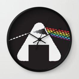 Onigiri Pink Floyd Wall Clock