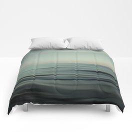 Waves of Calm V2 Comforters
