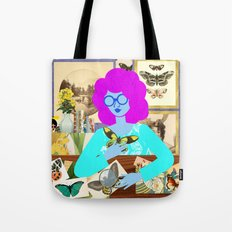 Insect Room Tote Bag