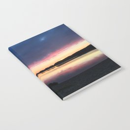 October sunrise Notebook