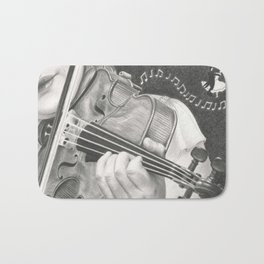 The Note Waltz Bath Mat