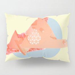 Built/Unbuilt Pillow Sham