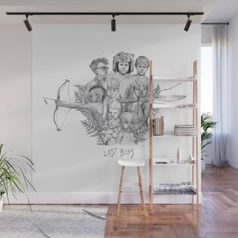 The Lost Boys Wall Mural