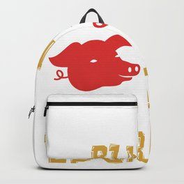 If it bleeds you can grill it Backpack