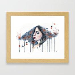 You promised Framed Art Print