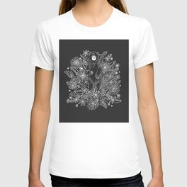 Botanical Bear Garden T-shirt