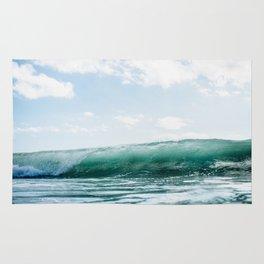 The Ocean Calms My Restless Soul Rug