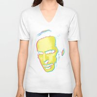 """better call saul V-neck T-shirts featuring Breaking Bad """"Better Call Saul"""" by Steal This Art"""