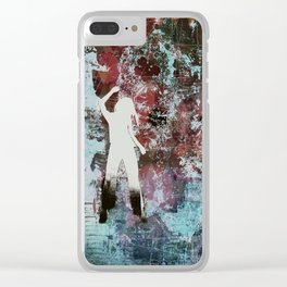 I Got Your Back Sister Clear iPhone Case
