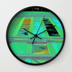 Buffalo Central Terminal Wall Clock