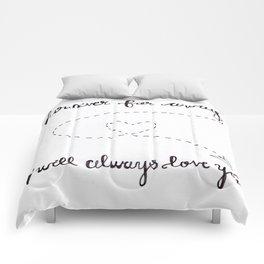 However Far Away... Comforters