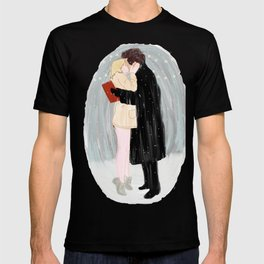 Bridget Jones Kiss T-shirt