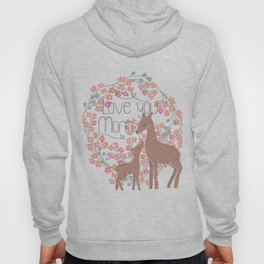 Mother's Day (Love You Mom) Hoody