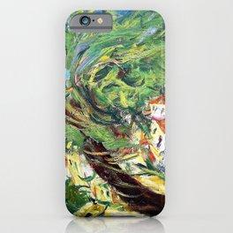 Chaim Soutine - Bent Tree - Digital Remastered Edition iPhone Case