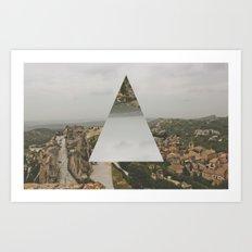 MIRROR 2 Art Print