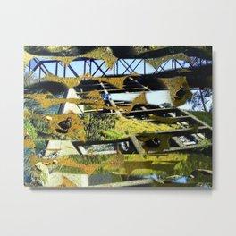 Aquifer Metal Print