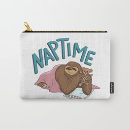 Nap Time Sloth Carry-All Pouch