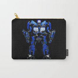 Tardis Transform Carry-All Pouch