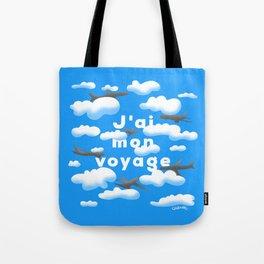 J'AI MON VOYAGE Tote Bag