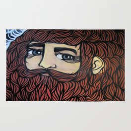 beard Rug