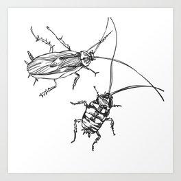 Cucaracha #5 Art Print