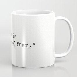 Herman Melville quote 5 Coffee Mug