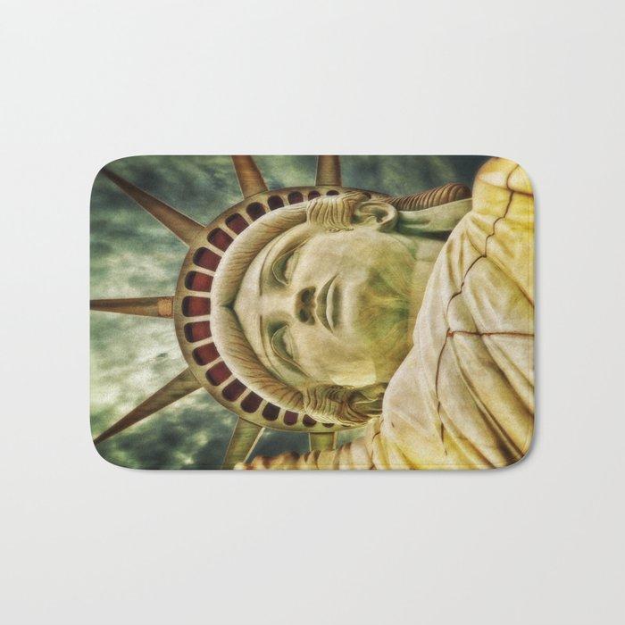Statue of Liberty 4 Bath Mat