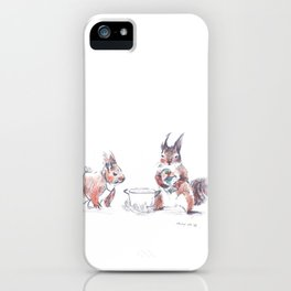 this isn't happiness iPhone Case