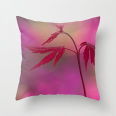 A Dance Throw Pillow