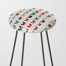 Butterflies Counter Stool