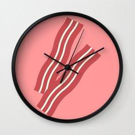 #8 Bacon Wall Clock