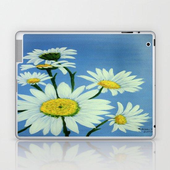 White delight Laptop & iPad Skin