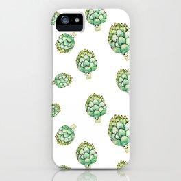 Artichoke iPhone Case
