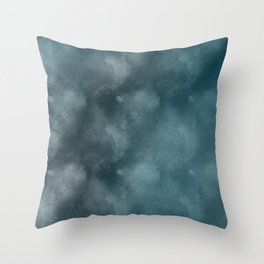 Technological Current Throw Pillow