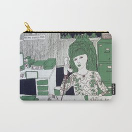 TWIN PEAKS: Lucy Moran Carry-All Pouch
