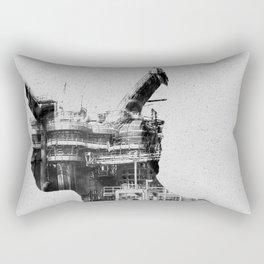 Urban Thinking Rectangular Pillow