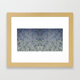 """Field of Lavender"" Framed Art Print"