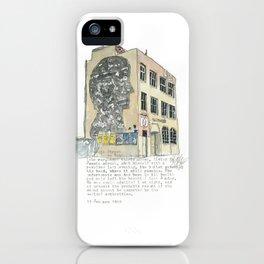 1 Jessie Street. iPhone Case