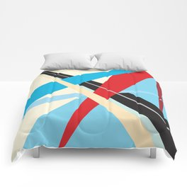 Freedom Day - July 4th Comforters