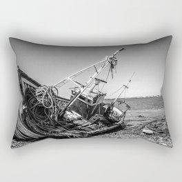 Retired Rectangular Pillow