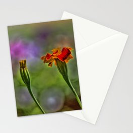 Marigold Trio Stationery Cards
