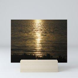 Reflections of Sunrise Mini Art Print