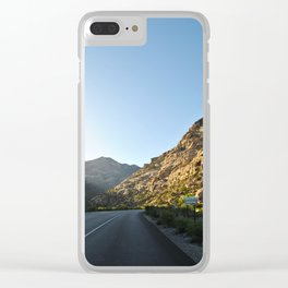 Willow Springs Clear iPhone Case
