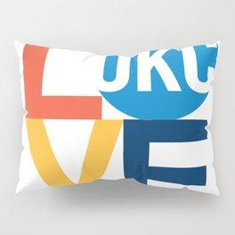 OKC Thunder LOVE  Pillow Sham