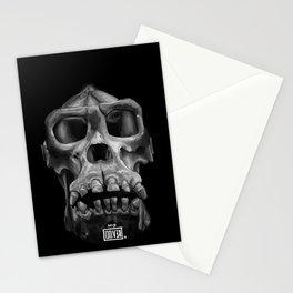 Gorilla Skull Stationery Cards