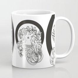 Mucha's Inspiration Coffee Mug