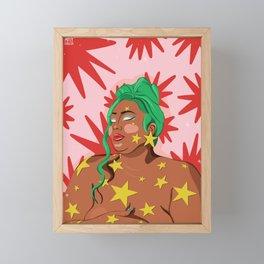 Feeling Myself, Lizzo  Framed Mini Art Print