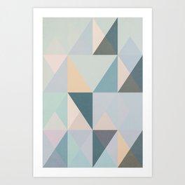 The Nordic Way XXXI Art Print