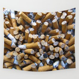 Ashes to Ashes Wall Tapestry