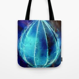 'Harbinger' inverted Tote Bag
